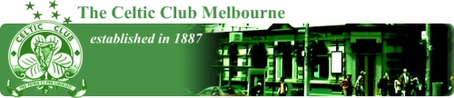The Celtic Club, Melbourne